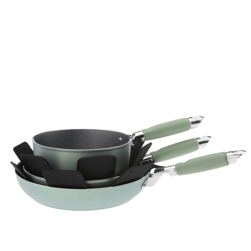 Set 5 pieces Protect Pans and Pans