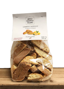 Lemon Cantucci