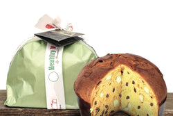 Pear & Chocolate Panettone