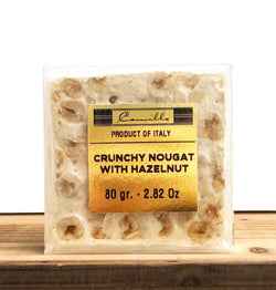 Crunchy Nougat with Hazelnut