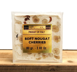 Soft Nougat Cherries