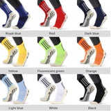 9 Colors New Football Socks Anti Slip Soccer Socks Men Sports Socks Good Quality Cotton Calcetines The Same Type As The Trusox