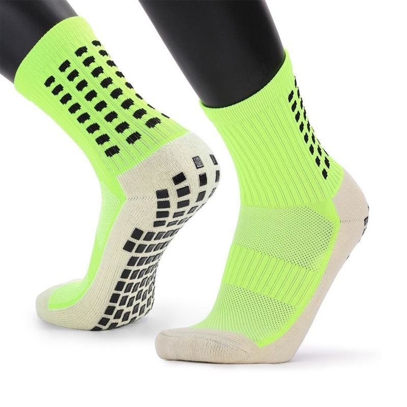 9 Colors New Football Socks Anti Slip Soccer Socks Men