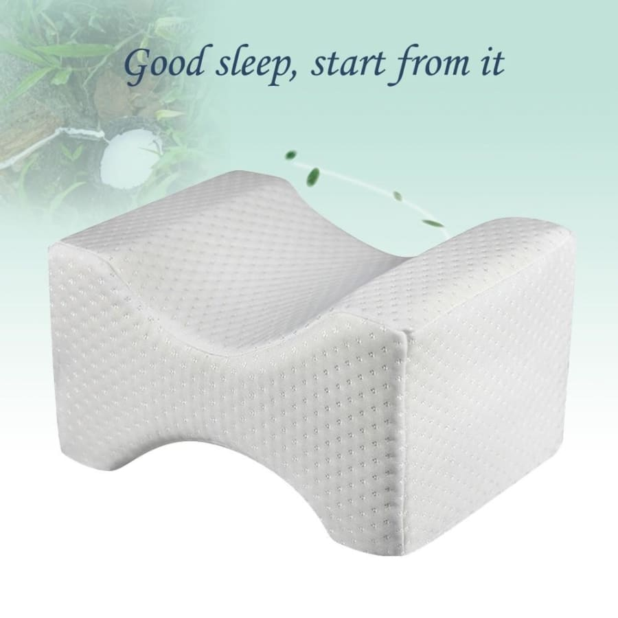 Body Pillows Sleep Bolster Under Knee Pillow Case Orthopedic
