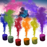 Halloween Color Smoke Maker Color Smoke Film 5 Pieces Of Fog Smoke Film Photography Props