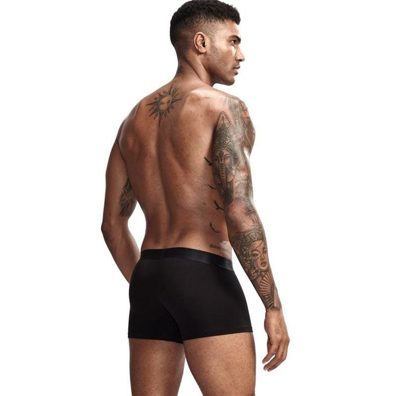 Men Underwear Healthy Thin Breathable Modal Boxer Shorts