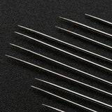 New Stainless Steel Opening Sewing Darning Needles