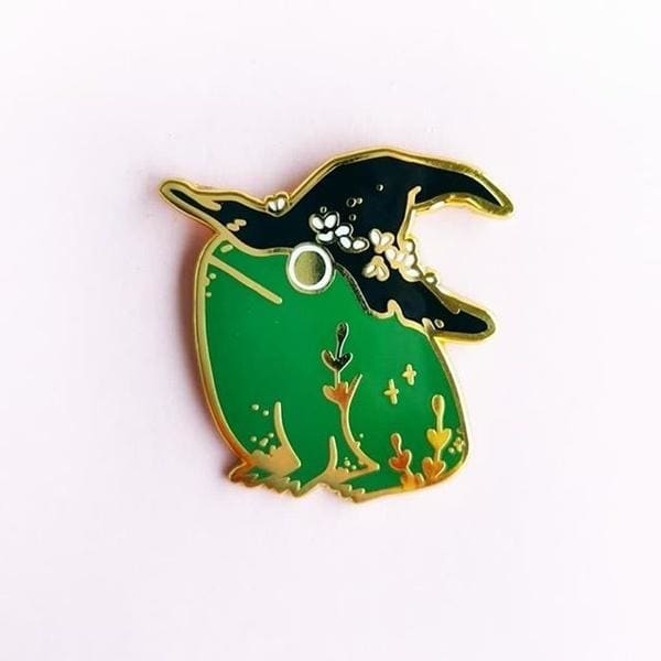 Novelty Lapel Pin Enamel Pins Brooches - one size / one
