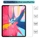 Tempered Glass For iPad 9.7 Air 1 2 3 Screen Protector For