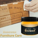 Wood Seasoning Beewax Complete Solution Furniture Care Repair Polish Care