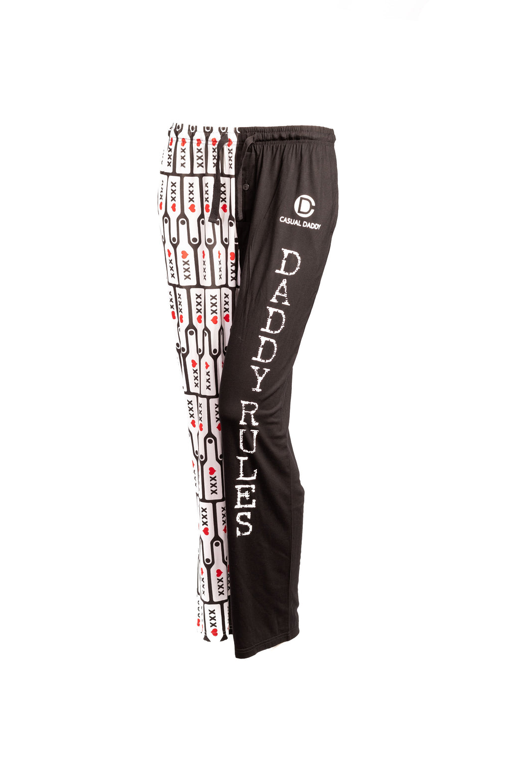 Mens Pajama Bottoms with Pockets by Casual Daddy- Daddy Rules - Casual Daddy