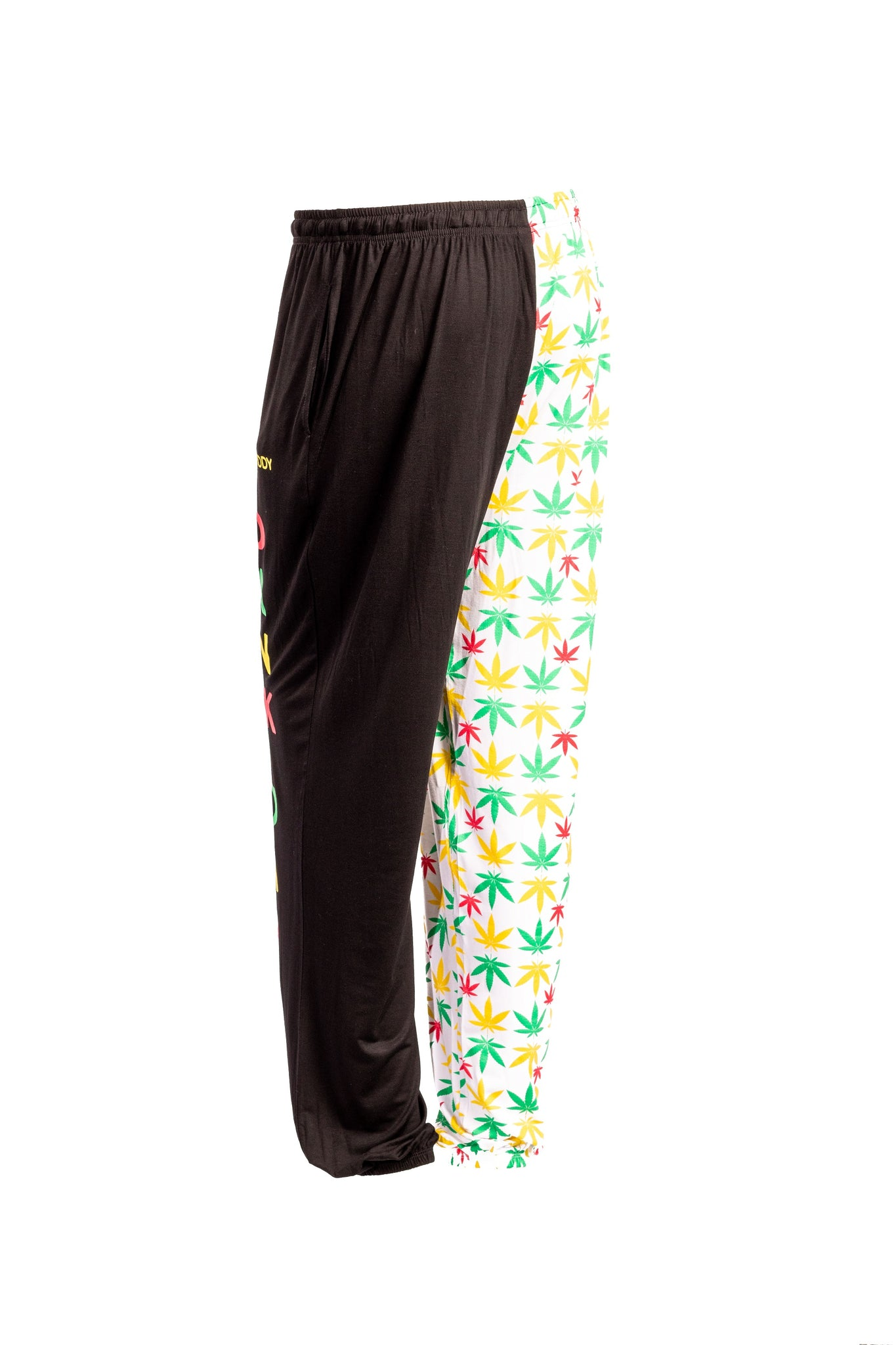 Mens DANK DADDY Jogger Style Pajama Bottoms with Pockets! 420 Special- Our BEST Seller ! - Casual Daddy