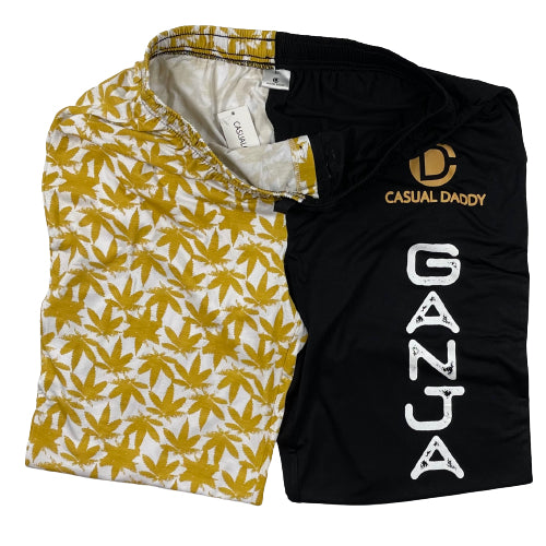 Ganja Daddy Limited Run Jogger Style- New Release- Less than 400 pairs NATIONWIDE - Casual Daddy