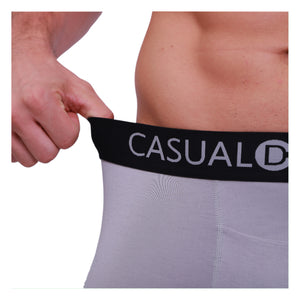2- Pack - Luxury Men's 90% Micro-Modal Underwear -BEST SELLER - Casual Daddy