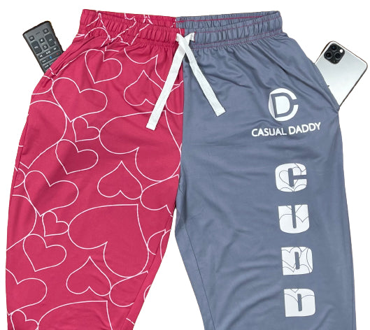 Cuddle Me casual loungers for women by Casual Daddy- Super Cute & Comfy! - Casual Daddy