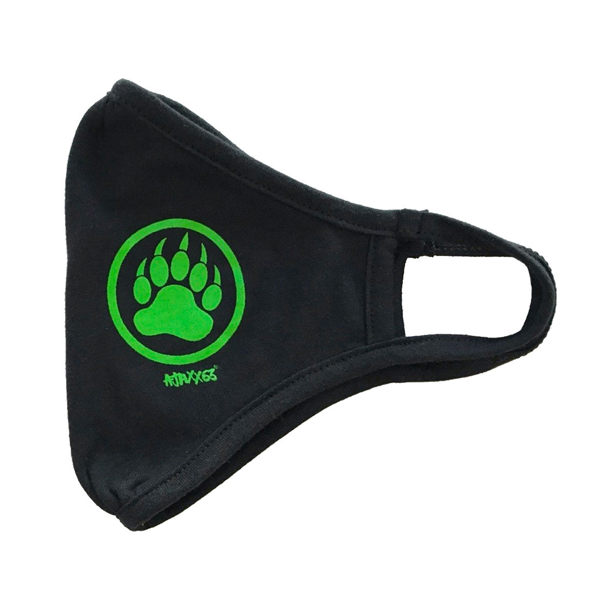 Shop Ajaxx63 Bear Paw Sports Face Mask 1 available at MensUnderwear.io