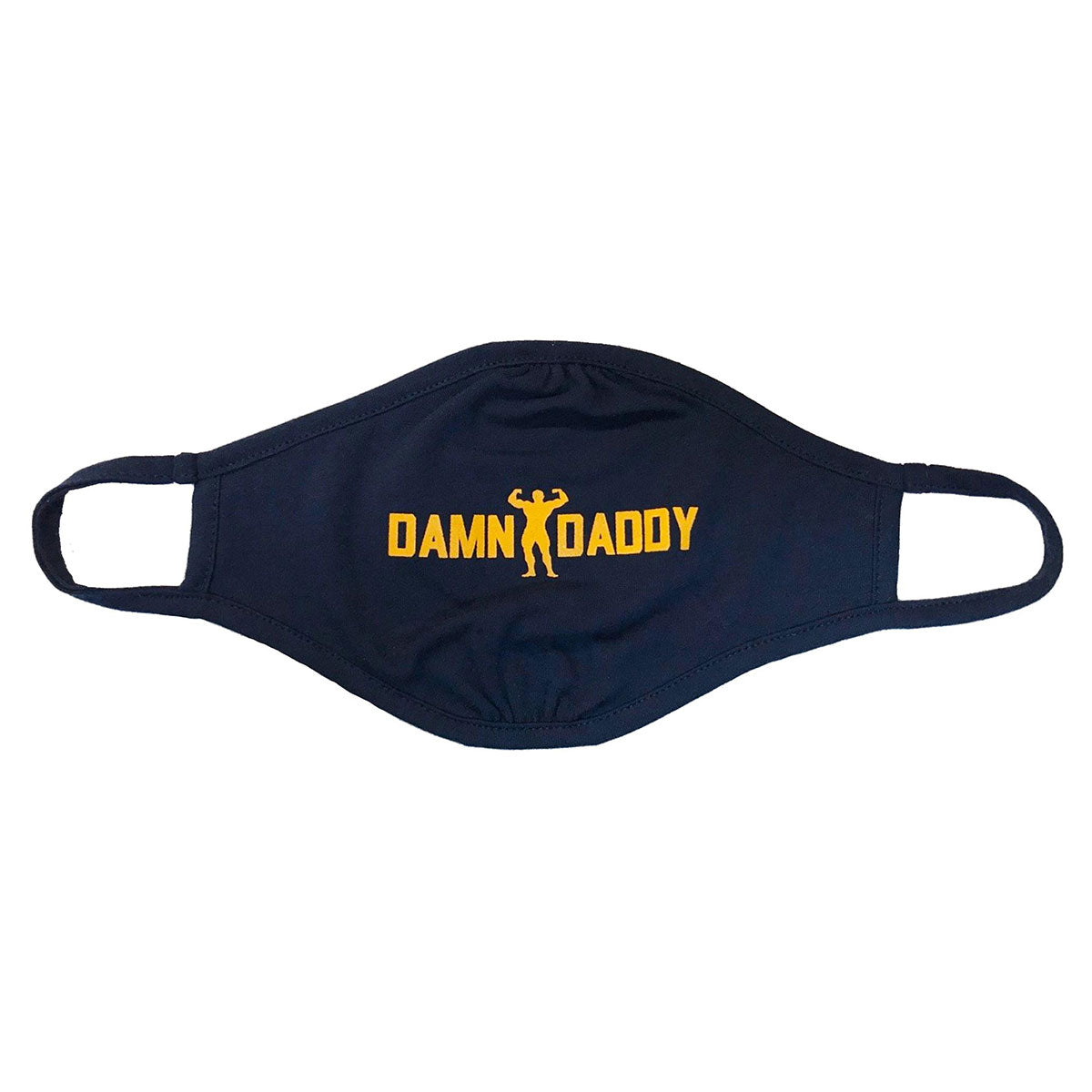 Shop Ajaxx63 Damn Daddy Sports Face Mask 1 available at MensUnderwear.io