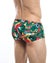 HUNK2 Underwear Frosche Reversible Swim Trunks