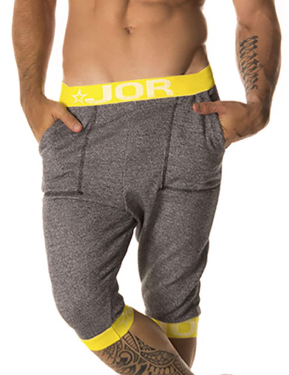 Male underwear model wearing JOR 0162 Energy Loungewear available at www.MensUnderwear.io