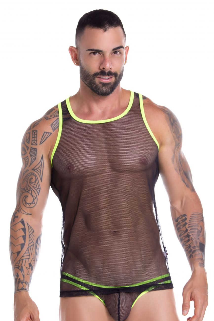 Men's tank tops - JOR Tango Tank Top available at MensUnderwear.io - Image 1