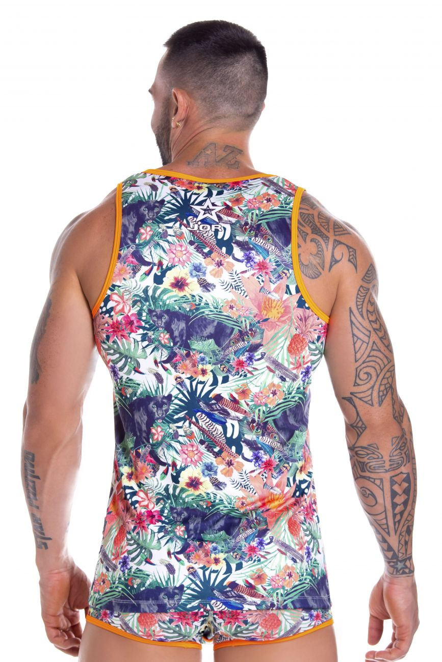 Men's tank tops - JOR Panther Tank Top available at MensUnderwear.io - Image 1