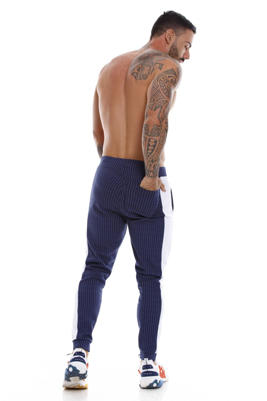 Male underwear model wearing JOR 1055 Cannes Athletic Pants available at www.MensUnderwear.io