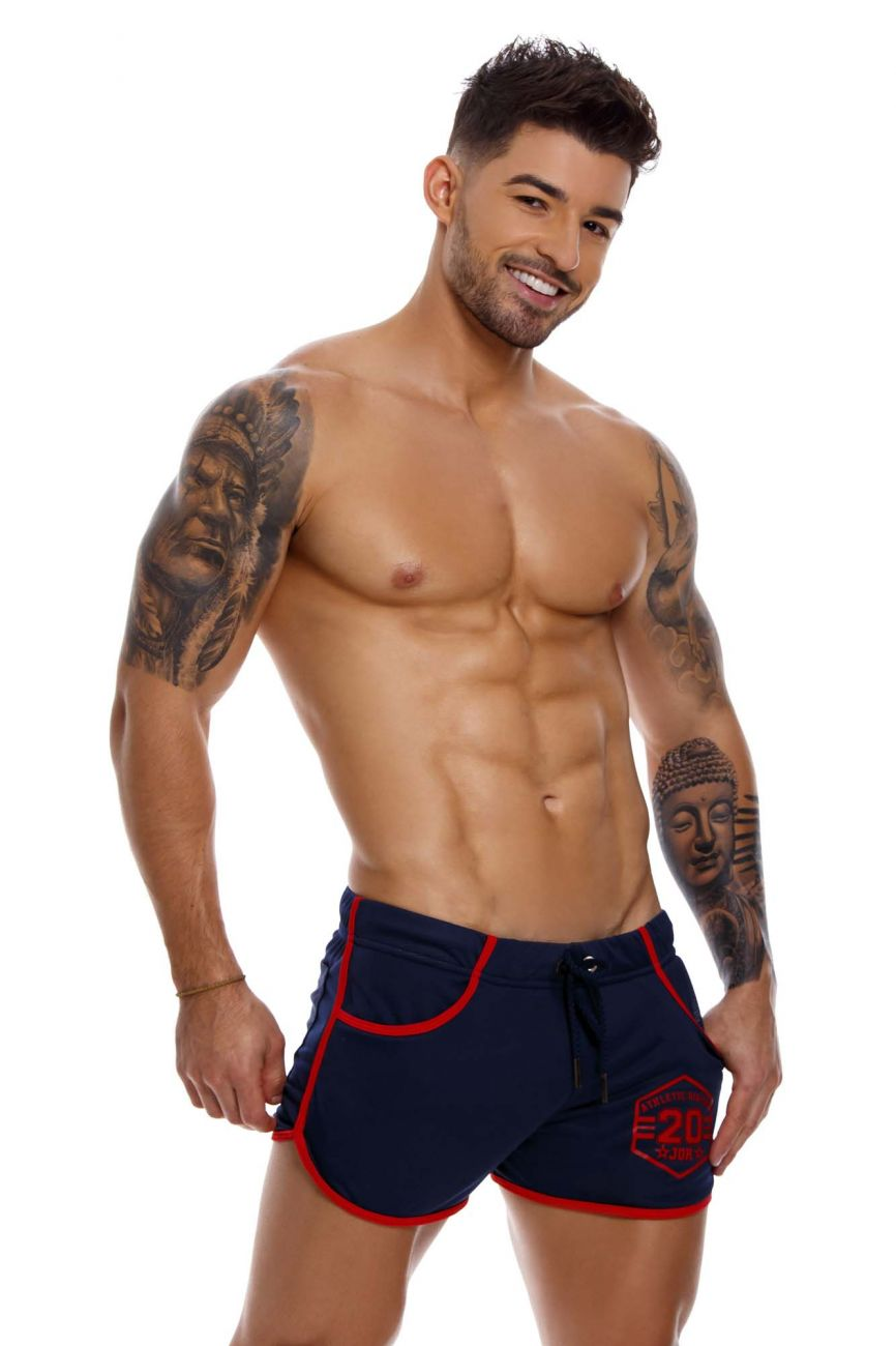 JOR Men's Training Mini Short - available at MensUnderwear.io - 2