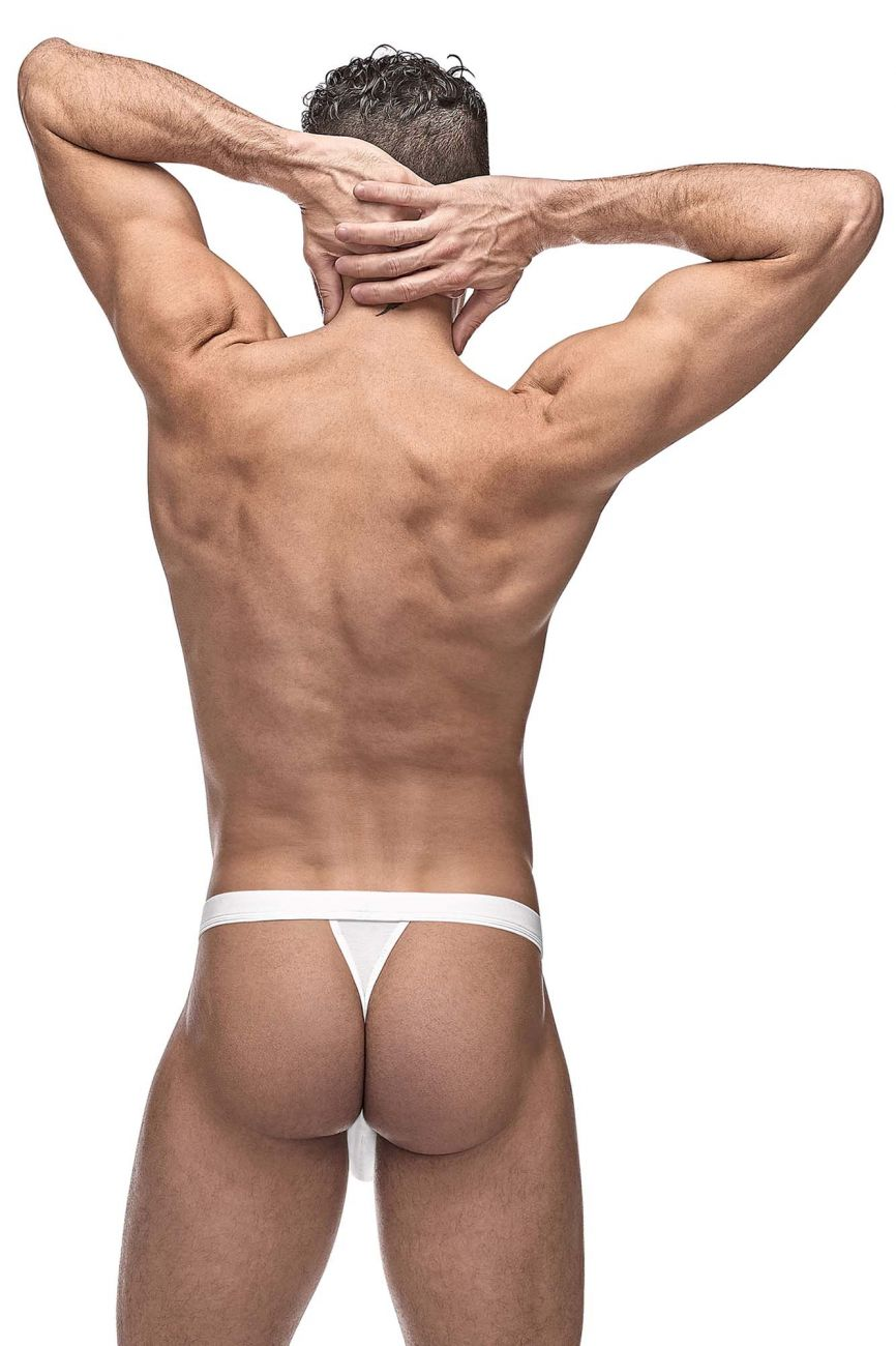 Male Power Underwear Pure Comfort Bong Thong - available at MensUnderwear.io - 1