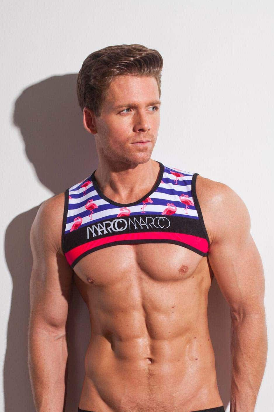Marco Marco Nautical Harness available at www.MensUnderwear.io