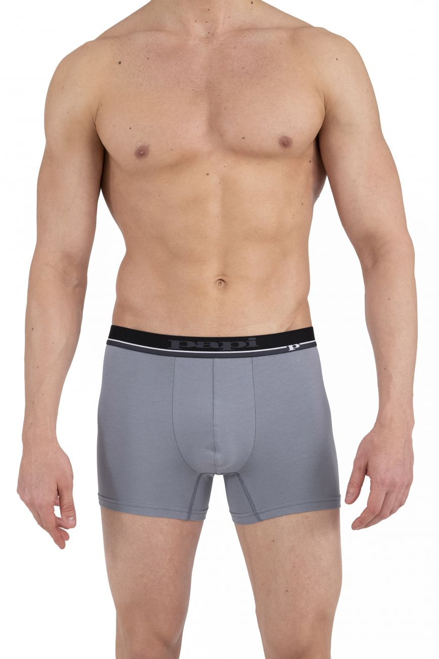 Papi Underwear 4 Pack Boxer Briefs