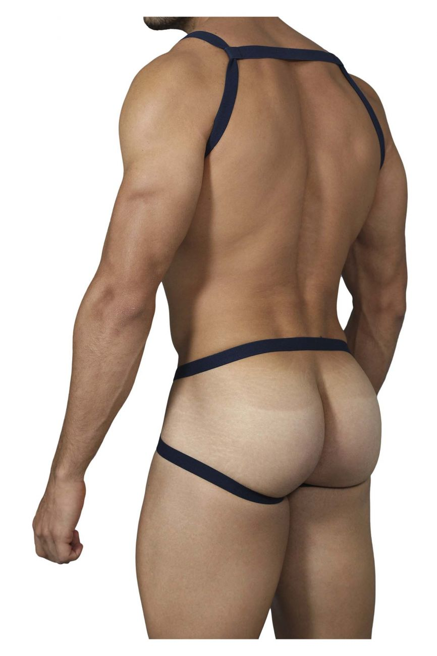 Pikante Underwear Satisfaction Harness Jockstrap - available at MensUnderwear.io - 1