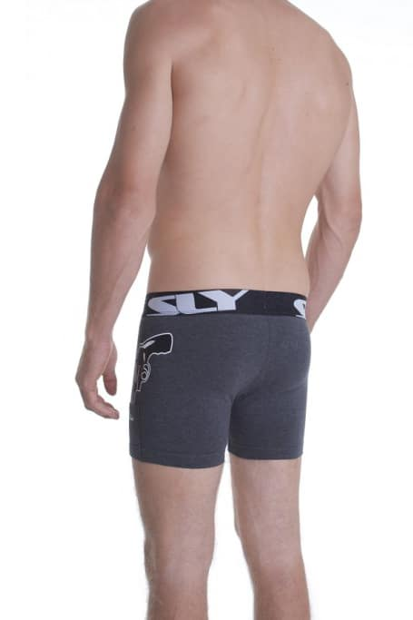 Male model wearing Sly Underwear
