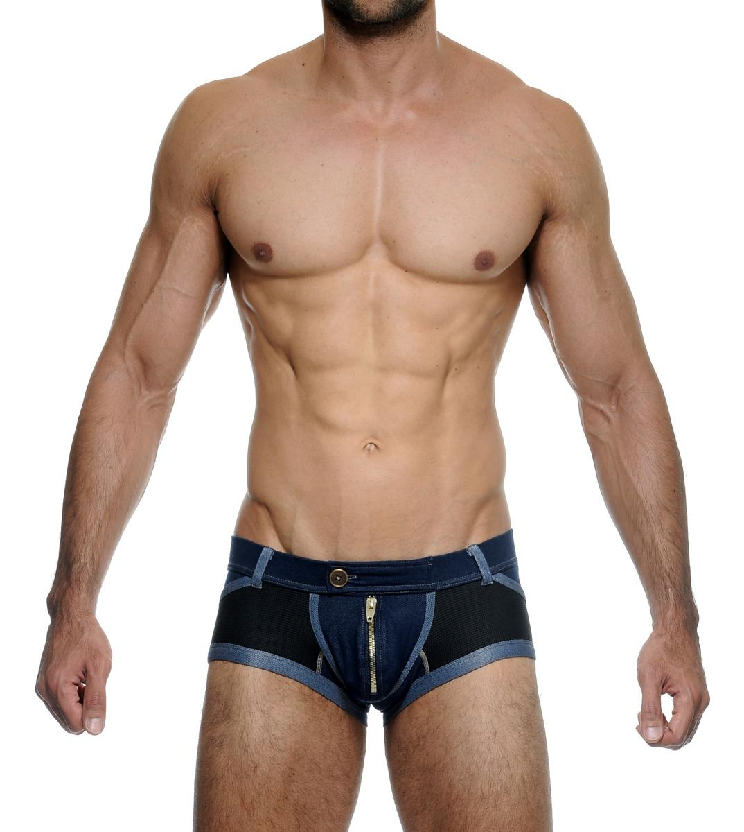 STUD Underwear Codec Trunk - Denim