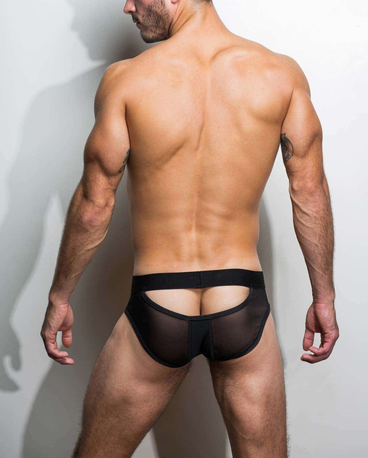 Male underwear model wearing Marco Marco Steven Brief - Front