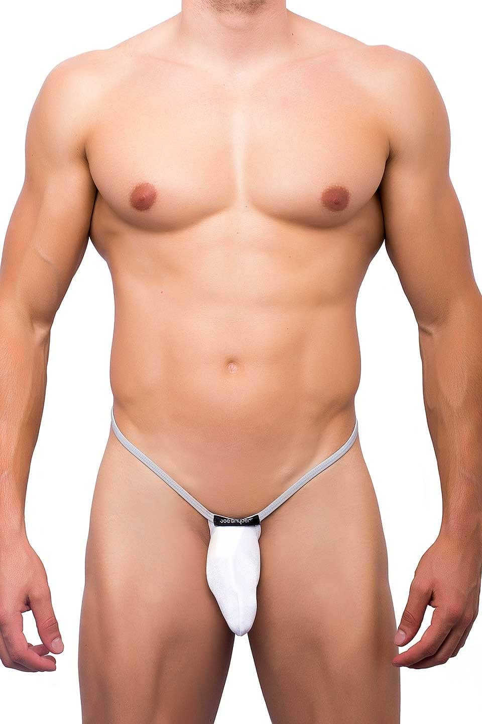 Joe Snyder Joe Snyder Sock It Men's G-String Men's Designer Underwear