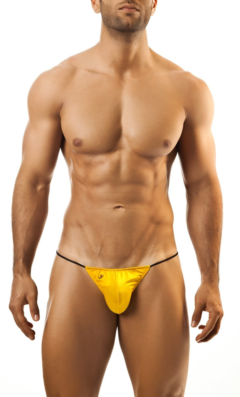 Joe Snyder Joe Snyder Men's G-String Men's Designer Underwear
