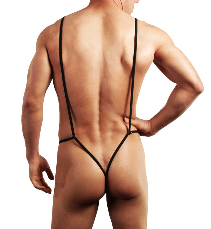 Joe Snyder Joe Snyder Men's Body Suit Men's Designer Underwear