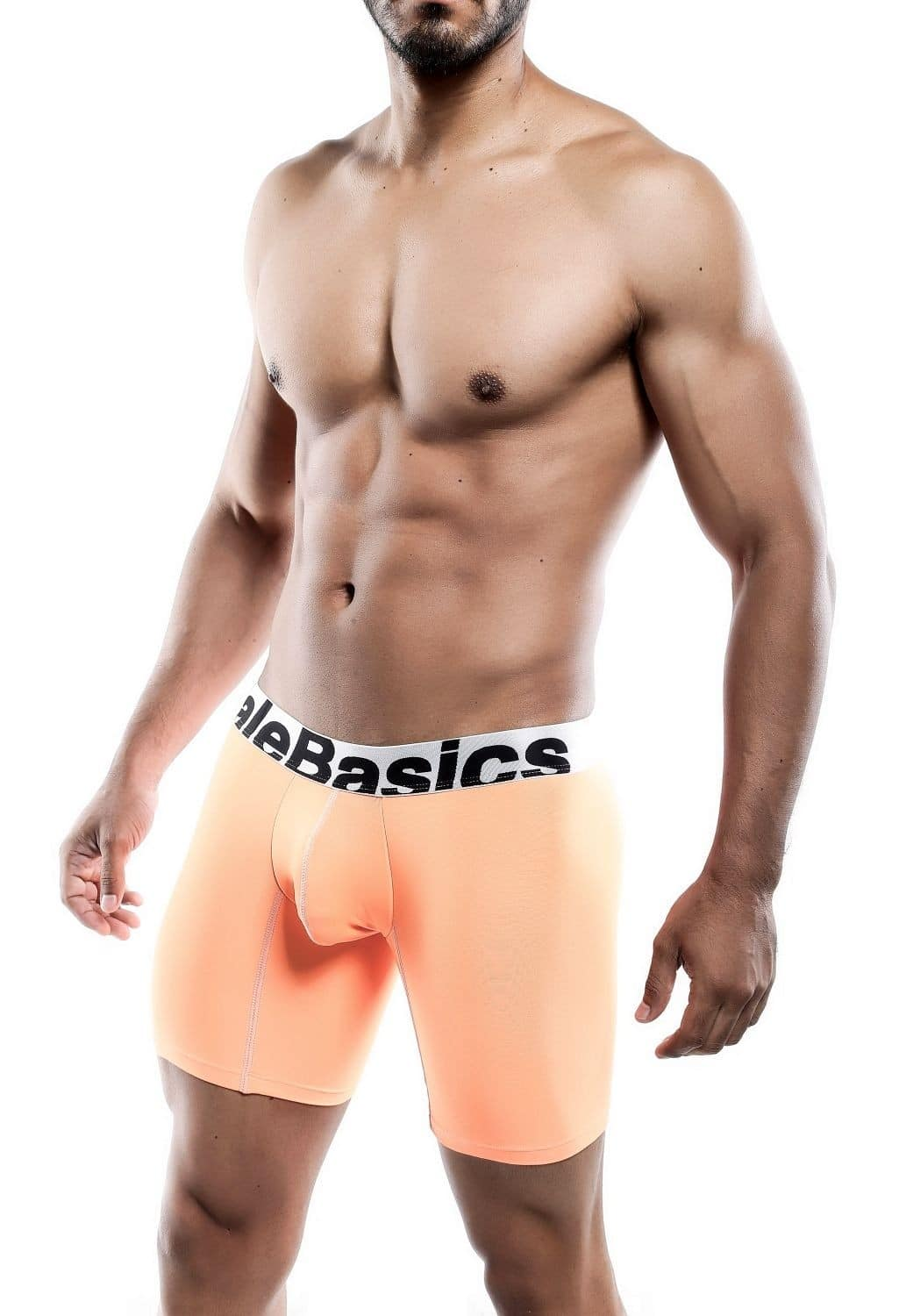 MaleBasics Underwear MaleBasics Microfiber Boxer Brief Men's Sexy Underwear
