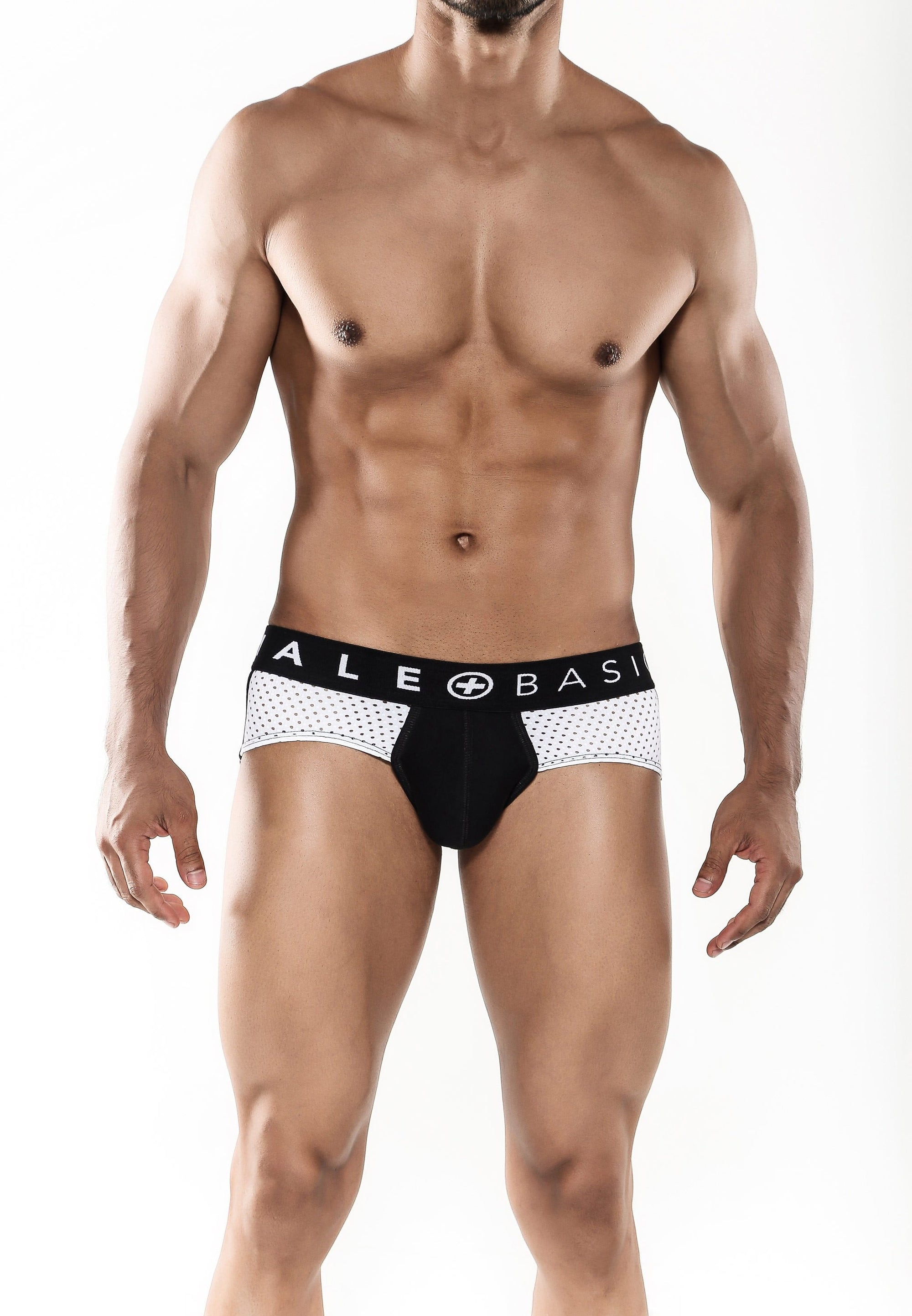 MaleBasics Underwear Malebasics Spot Men's Black Brief Men's Sexy Underwear