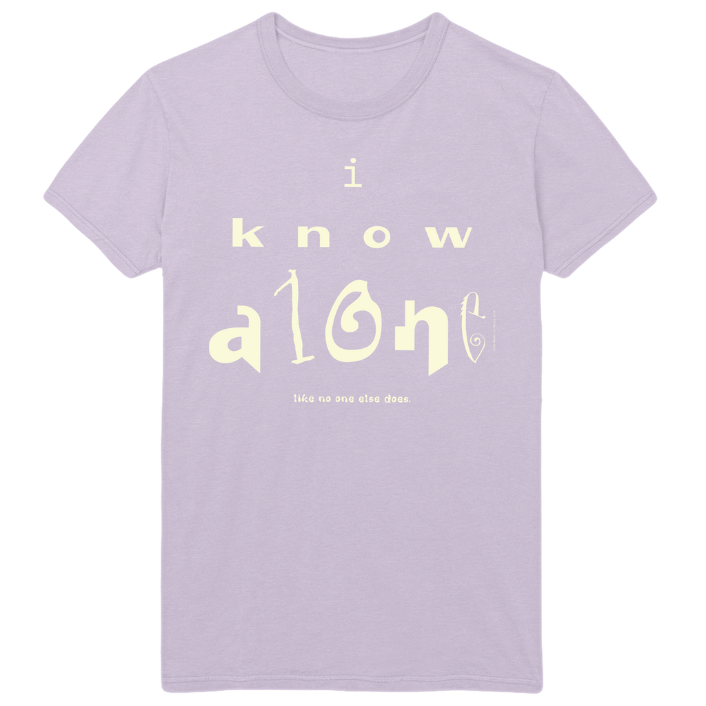 I Know Alone Tee