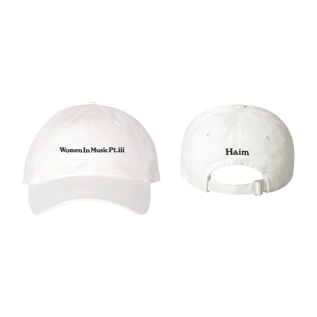 WIMPIII Dad Hat + Album