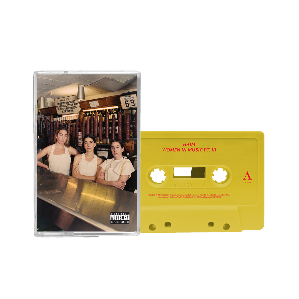 Women in Music Pt. III Standard Cassette