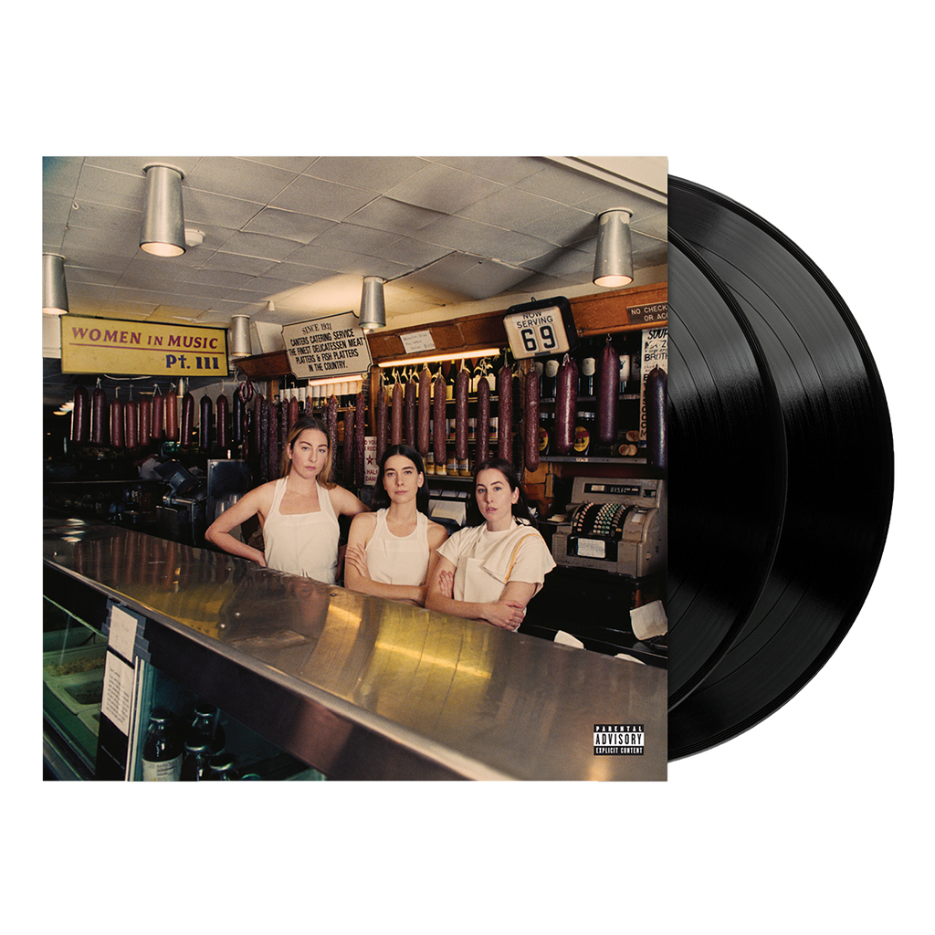 Women in Music Pt. III Standard Black Vinyl