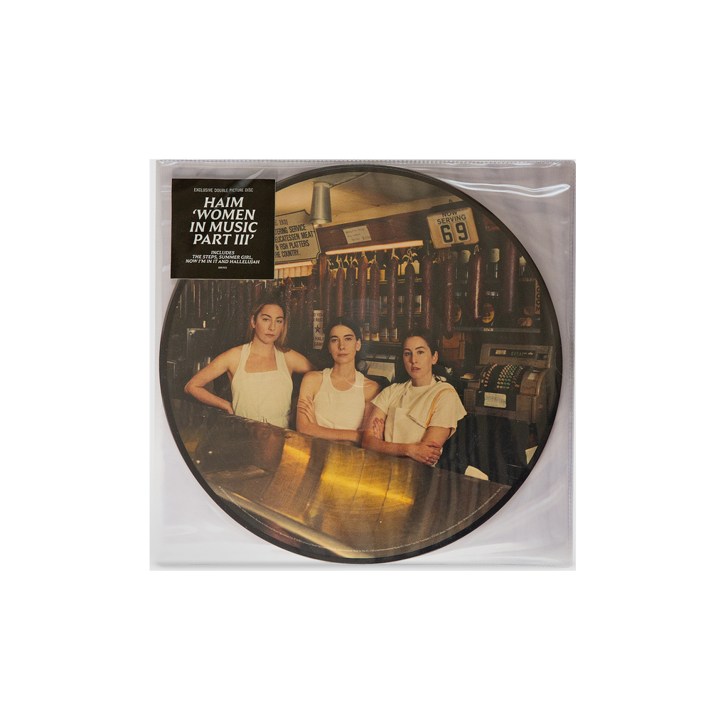 Women in Music Pt. III Picture Disc