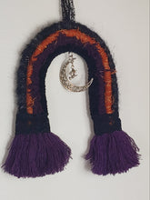 Load image into Gallery viewer, Halloween Macrame Rainbow