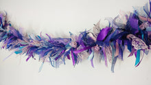 Load image into Gallery viewer, 2 Metre Sophisticated Mermaid Tufty Garland