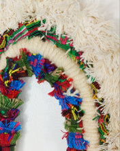 Load image into Gallery viewer, Boho Macrame Rainbow