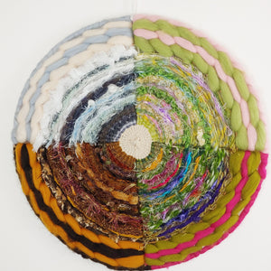 Four Seasons Circle Weave