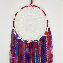 Load image into Gallery viewer, Boho Rainbow Dreamcatcher