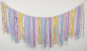 Pastel Unicorn Garland
